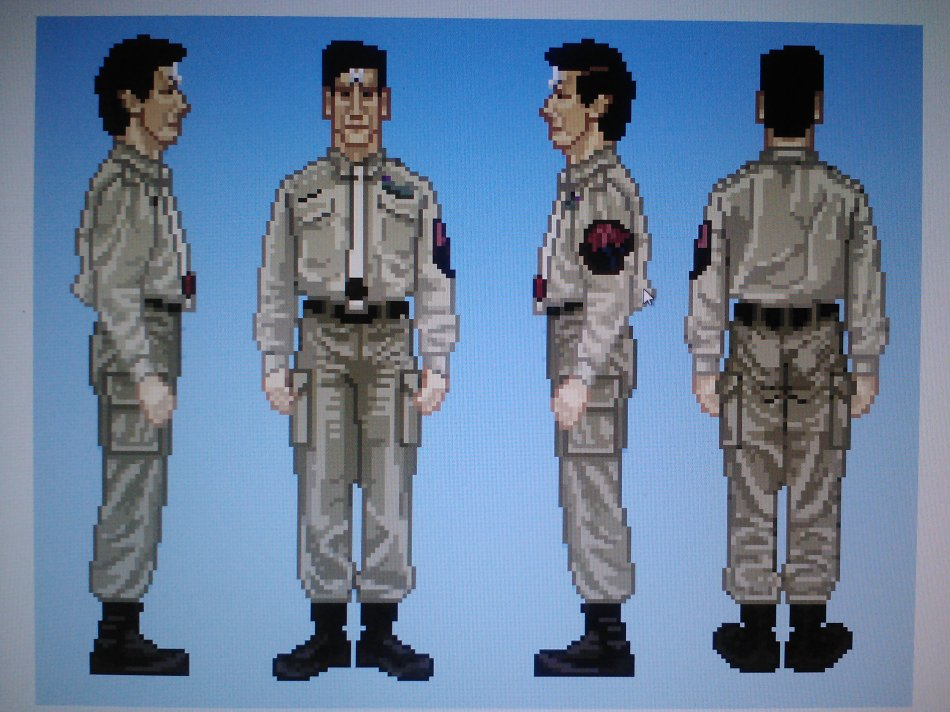 The Rimmer Player Character